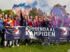 Roosendaal ontwaakt voorlopig nog niet uit kampioensroes: 'Het is een grote feestende massa'