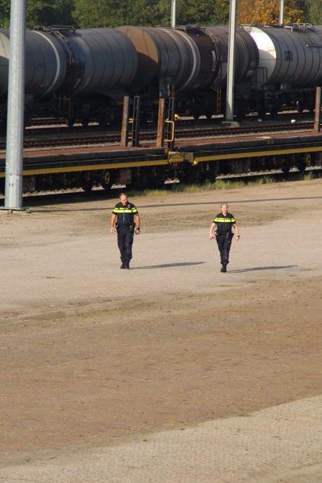 Station Almelo korte tijd ontruimd vanwege lekkende wagon