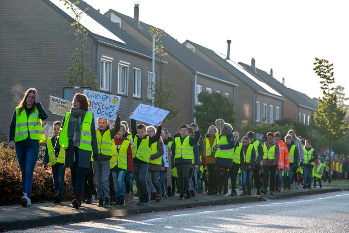 De Zaaier in Nieuwleusen liet vanochtend van zich horen.