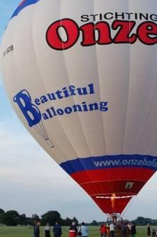 Ballonfeest Rouveen laat wensen in vervulling gaan