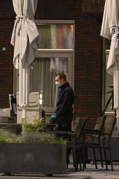 VIDEO: Poging tot diefstal pinautomaat buurthuis Muzerijk