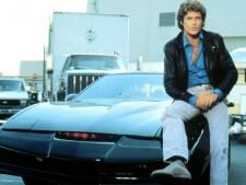 David Hasselhoff a vendu sa voiture de K2000