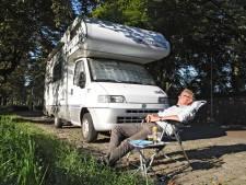 De camper is hartstikke hip, Pipo en Mammaloe gaven ooit het voorbeeld