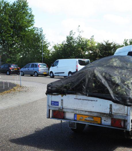 Wethouder wil ingrijpen bij drukke milieustraat in Zierikzee