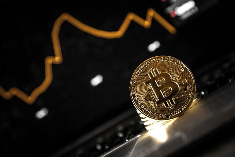 De koers van de digitale munt zakt steeds verder weg.
