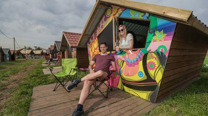 Vlak tegenover het festivalterrein of liever in een mobilhome? Nieuwe kampeermogelijkheden voor Pukkelpop