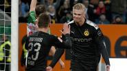 De 'Grote Haaland Show': Noorse sensatie heeft maar 20 minuten nodig voor eerste hattrick in Dortmund-shirt