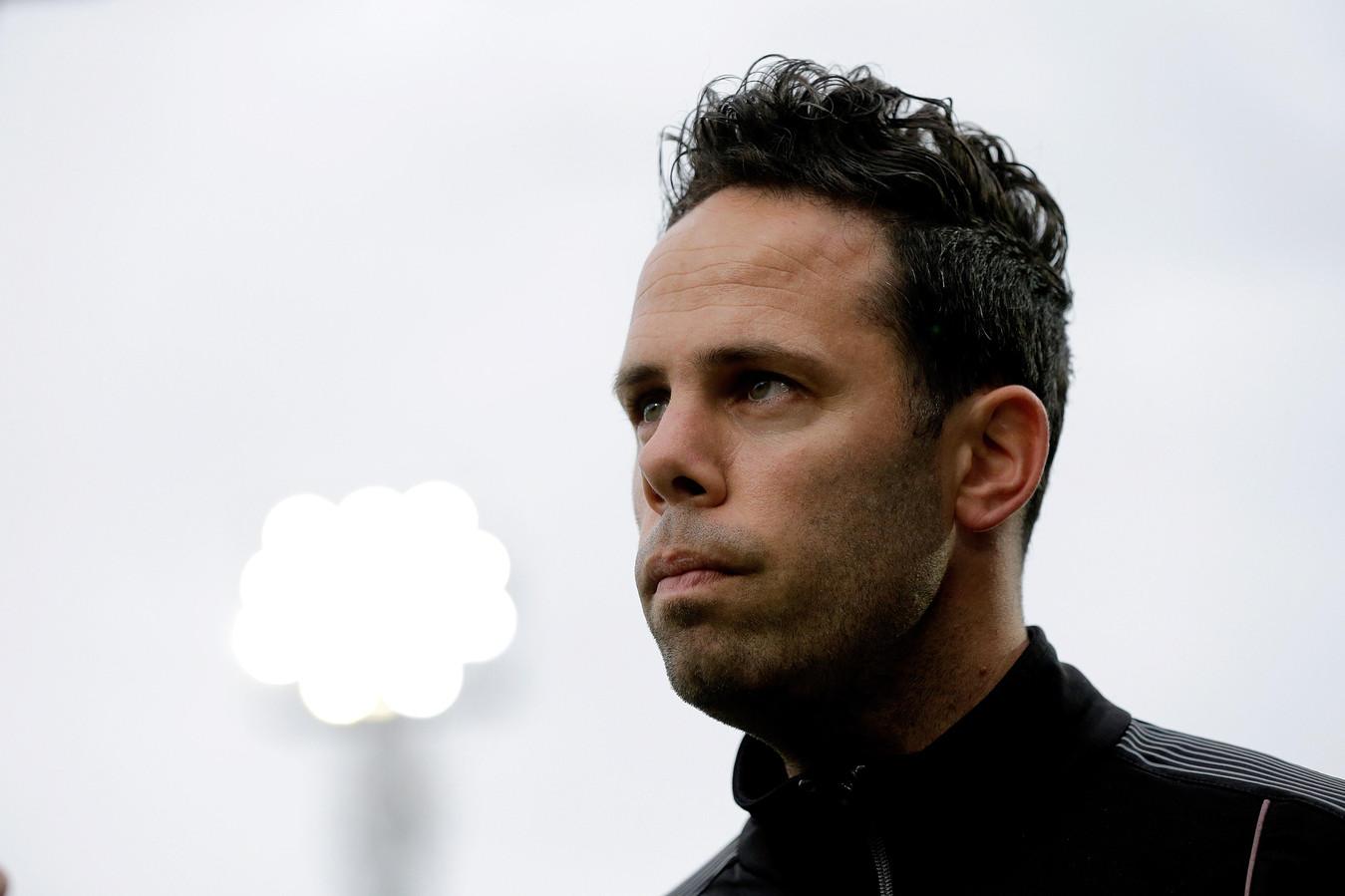 Erik van der Ven blijft voorlopig eindverantwoordelijke bij FC Den Bosch.