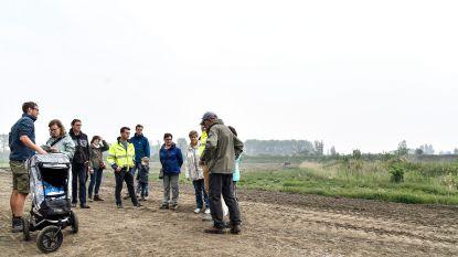 Hammenaren maken kennis met werken aan Sigmaplan tijdens open wervendag