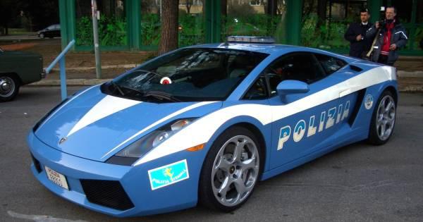 Italiaanse supercar bij Rescue Vlissingen