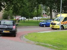 Automobilist naar ziekenhuis na botsing in Tiel