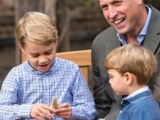 Attenborough bezoekt Kensington Palace met opmerkelijk cadeau voor prins George (7)