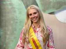Gescoord met peptalk over succes en geluk: Maritsa mag als publiekslieveling door naar nationale verkiezingen van Miss Belgium