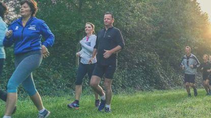 Natuurloop ambitieus: samen 563 (!) km in het Patrijzenbos joggen