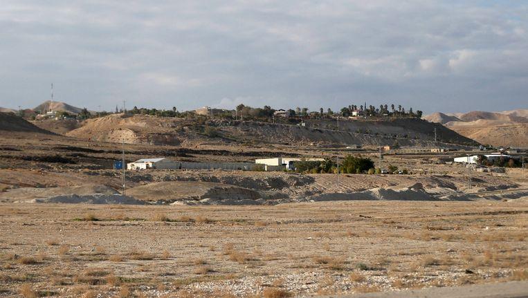 Palestijns gebied nabij Jericho. Beeld reuters
