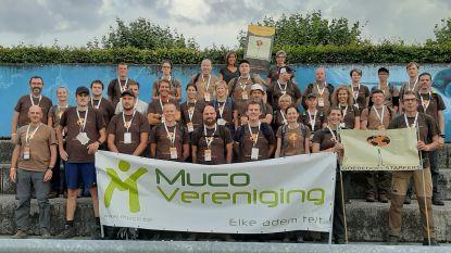 Goededoelstappers verzamelen dankzij 783 sponsors 30.000 euro