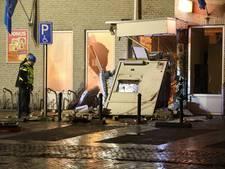 Gevel Brabantse Albert Heijn deels ingestort na plofkraak