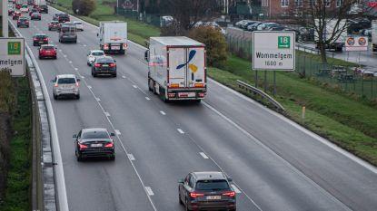 Gewonde na ongeval met twee wagens op de E313 bij Wommelgem
