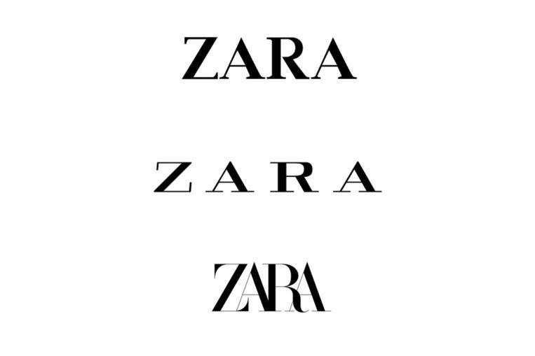 Van boven naar beneden: het originele logo, het logo uit 2010 en het nieuwe logo.