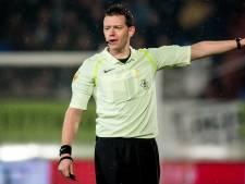 Scheidsrechter Lindhout leidt duel tussen Willem II en promovendus Fortuna Sittard