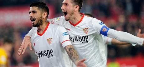 Sevilla ten koste van Atlético naar halve finale Copa del Rey