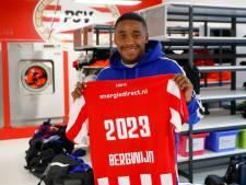 Ajax heeft zich nooit bij PSV gemeld voor Bergwijn