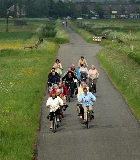 Meer ruimte en veiligheid voor fietsers op de Bovenweg