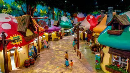 Wielsbeeks bedrijf bouwt grootste Smurfenpretpark ter wereld in... China