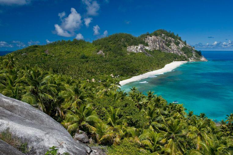 Een eco-resort op de Seychellen