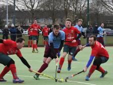 Promotie verder weg voor Cuijkse en Boxmeerse hockeyers