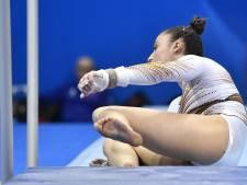 Chute et quatrième place pour Nina Derwael aux Jeux Européens