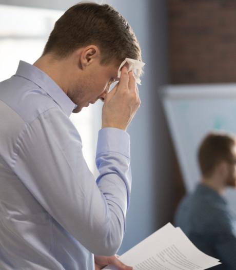 Martijn heeft al meer dan 20 jaar paniekaanvallen, ook op werk