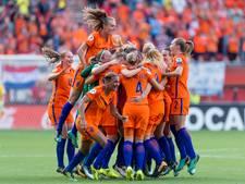 Wedstrijden in Breda bij EK voetbal buiten Oranjeduels het best bezocht