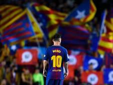 Nieuw mijlpaal voor Messi: 300 goals in Camp Nou