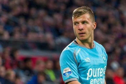 Twente licht optie op Dylan Seys (Club Brugge) niet