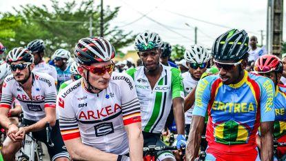 KOERS KORT. Greipel en co geklopt door 18-jarige snaak in Gabon - Nog meer kans op waaiers in Scheldeprijs, maatregelen na spoorwegincident van vorig jaar