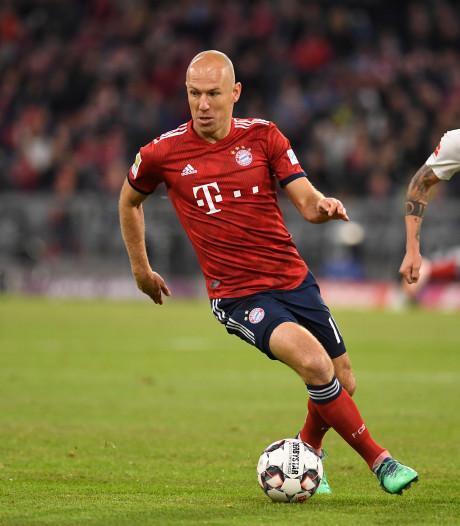 Bayern lijdt in extremis puntenverlies tegen Augsburg