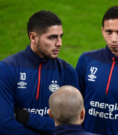 Spits Maxi Romero speelt opnieuw bij Jong PSV