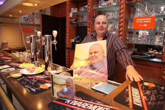 Johan ziet een zangcarrière op zijn 61ste nog zitten.