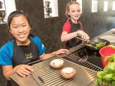 Cécile (12) en Pam (12) uit Meppel winnen landelijke kookwedstrijd