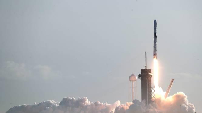 HERBELEEF. SpaceX lanceert opnieuw 58 Starlink-satellieten