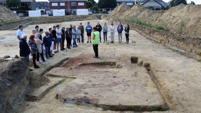 Archeologische opgravingen voorgesteld tijdens Open Monumentendag op Mercuriussite in Grobbendonk
