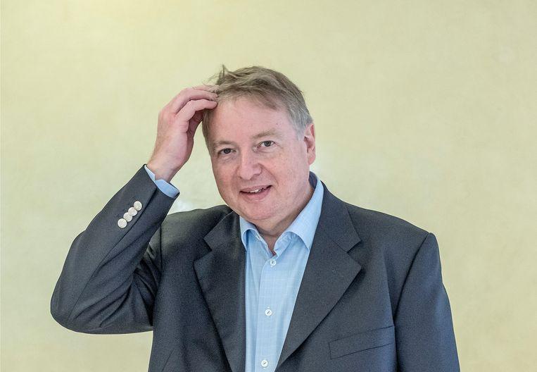 Koen Debackere is bestuurder aan de Universiteit Leuven. Beeld Patrick Post