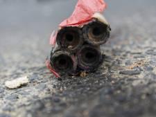 Bewoners Rentmeesterlaan in Tilburg krijgen zwaar illegaal vuurwerk door brievenbus