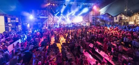 'Voorverkoop Oktoberfest ergens in de nacht'