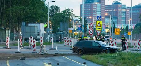 Plofkraak Duitsland eindigt in  autocrash Utrecht