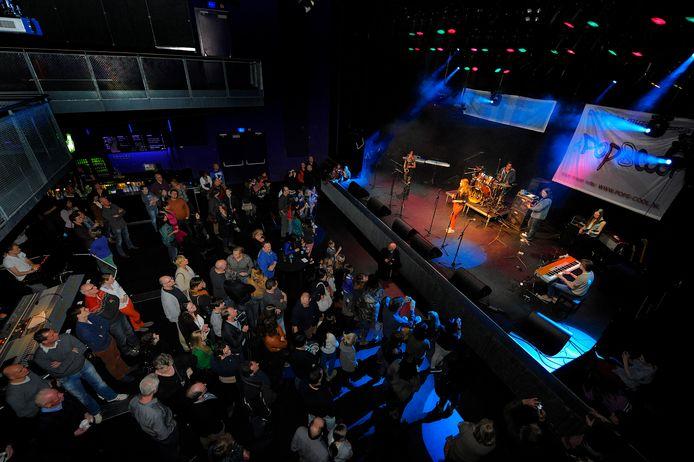 Het  nieuwe Poppodium Twente  met vestigingen in Hengelo en Enschede wil uitgroeien tot het grootste poppodium van Oost-Nederland