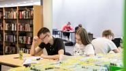 Bib nog tot einde van maand open voor blokkende studenten