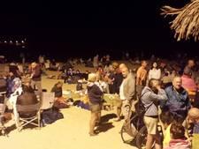 Gezin uit 't Harde beleeft horrornacht op strand in Zuid-Frankrijk