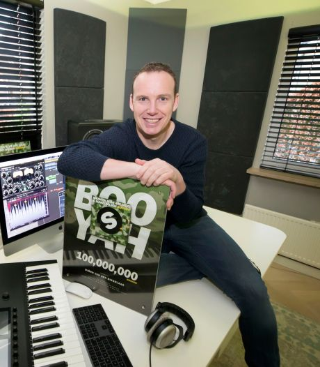 Björn tikt de 100 miljoen streams aan met zijn dance-hit Booyah
